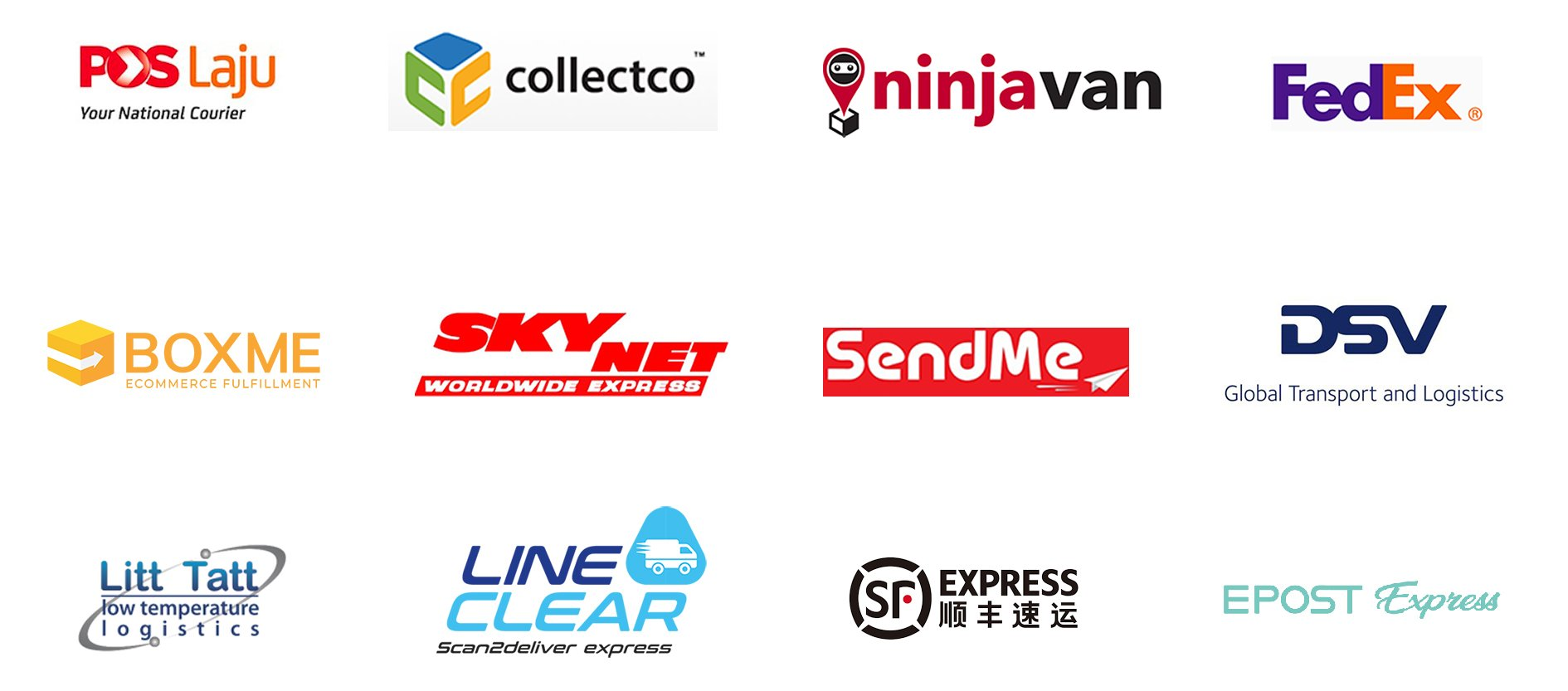 partners for last mile delivery